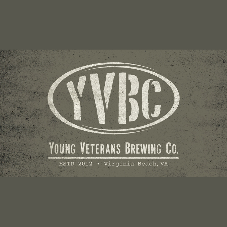 Logo of Young Veterans Brewery Company Aqueous Transmission