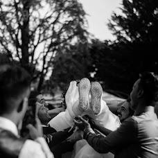 Wedding photographer Anna Minchukova (Anna122). Photo of 01.08.2018