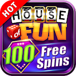 Free Slots Casino House of Fun - Vegas Slot Games Icon