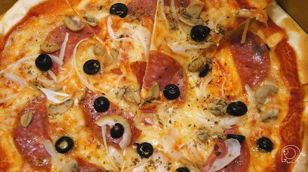 永康商圈的平價手工窯烤披薩 口味選擇很多哦-Copoka PIZZA 手工窯烤披薩@東門站@永康街
