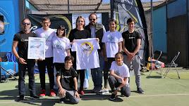 Presentación del evento en la sede del Wind Club Mar Azul de Almerimar.