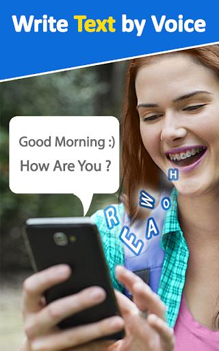 Speech To Text Converter - Voice Typing App 3.0 screenshots 1