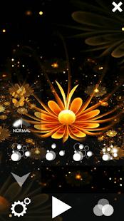 Royal Flowers Live Wallpaper - náhled