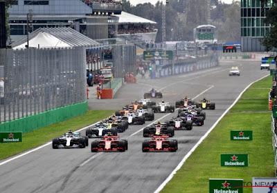 Opvallend: gaat de GP van Italië door met publiek?
