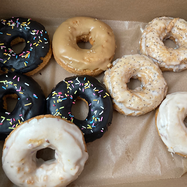 Photo from Lovebirds Donuts