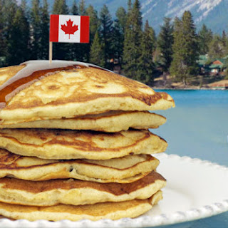 Canadian Flapjacks.