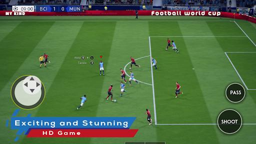 3D Football Worldcup - Champion League 2020 1.0 screenshots 1