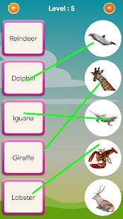 Spelling learning for kids - Word Matching Game