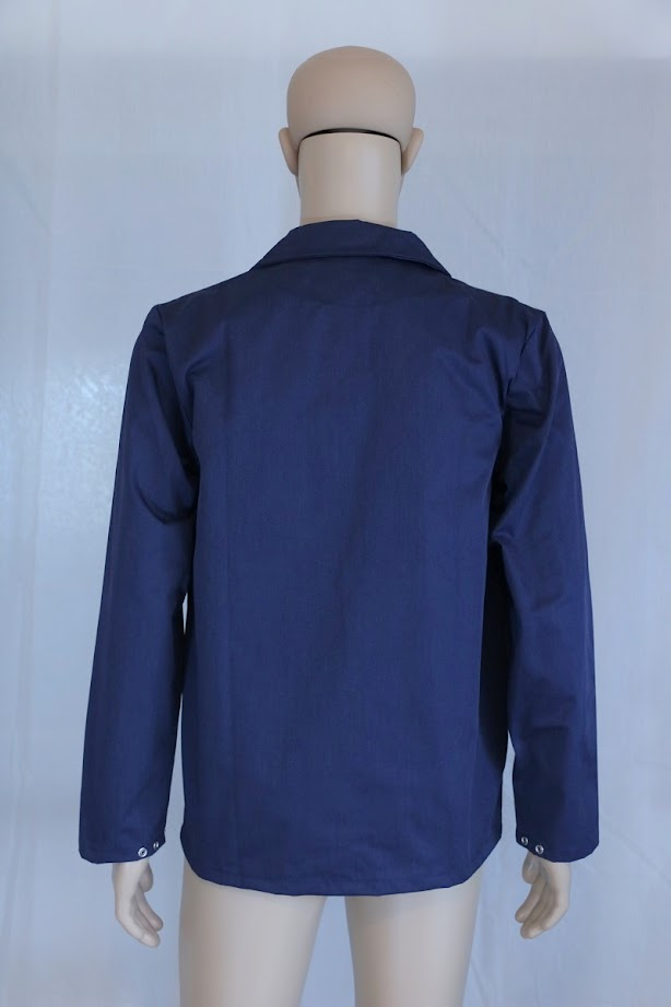 SHORT RF PROTECTION JACKET FOR EHS PEOPLE