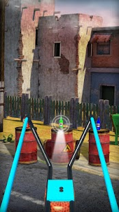 Slingshot: Bottle Shooting