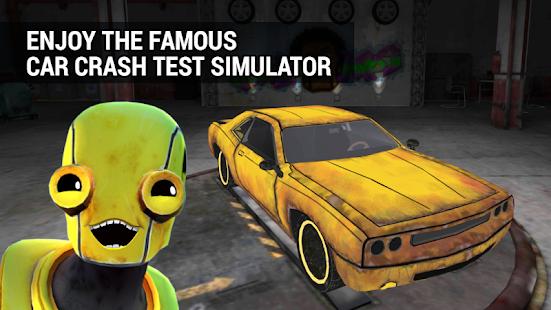 Ragdoll Car Crash Games