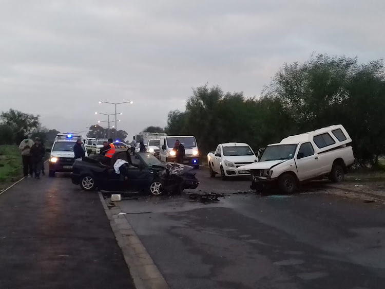 A City of Cape Town law enforcement officer faces charges of culpable homicide after his involvement in a collision which claimed the life of the driver in private vehicle on Sunday morning .