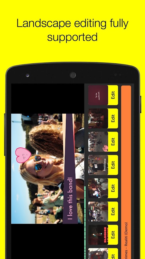 PocketVideo - Easy Vlogging- screenshot