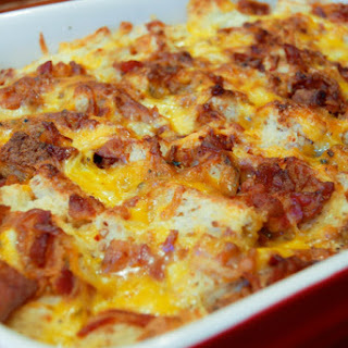 Bacon Egg Cheese Breakfast Casserole Recipes
