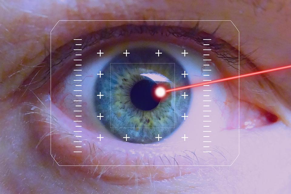 Lasers, Eye, Iris, Laser, Correction, Vision Correction