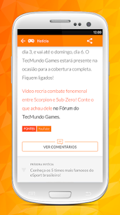 TecMundo Games- screenshot thumbnail