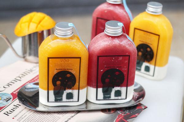 研果室yanguolab-實驗室網美風飲料店,夢想清單包裝超吸睛