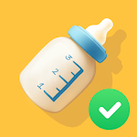 Baby Tracker. Breastfeeding Tracker. Newborn 👶 Icon