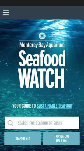 Seafood Watch screenshot 1