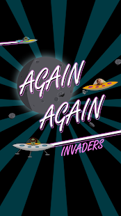 AGAIN AGAIN Invaders- screenshot thumbnail