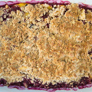 Fruit and Berry Crisp