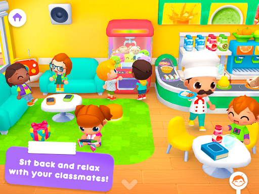 Sunny School Stories 1.0.2 screenshots 10