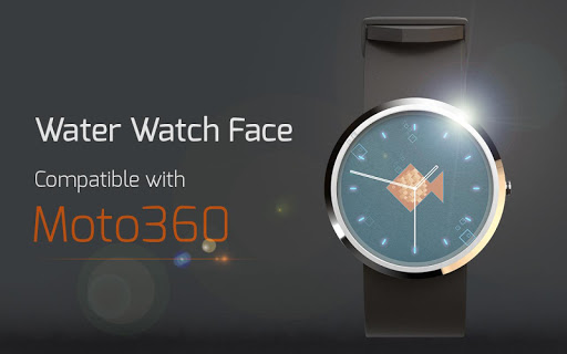 Water Watch Face