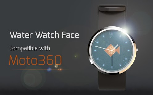 How to install Water Watch Face 1.5 unlimited apk for android
