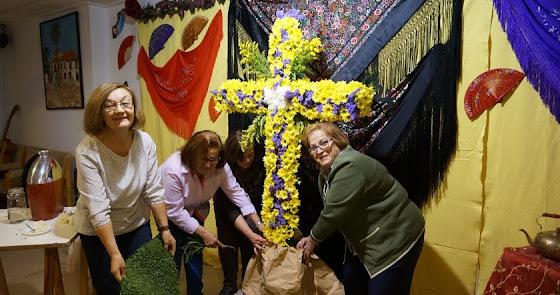 El Ayuntamiento de Cantoria organiza un concurso de cruces de mayo desde casa