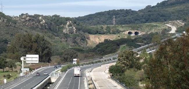 Aprobados 2,5 millones de euros para obras de emergencia en la autovía Jerez-Los Barrios