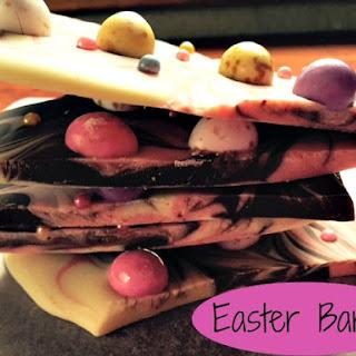 Super Easy Easter Bark