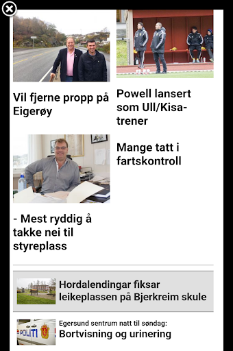 Norway Newspapers