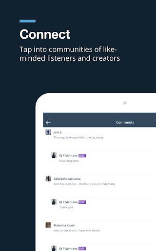 Mixcloud - Radio & DJ mixes 25.4.0 16