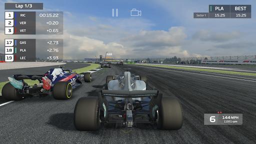 F1 Mobile Racing  trampa 6
