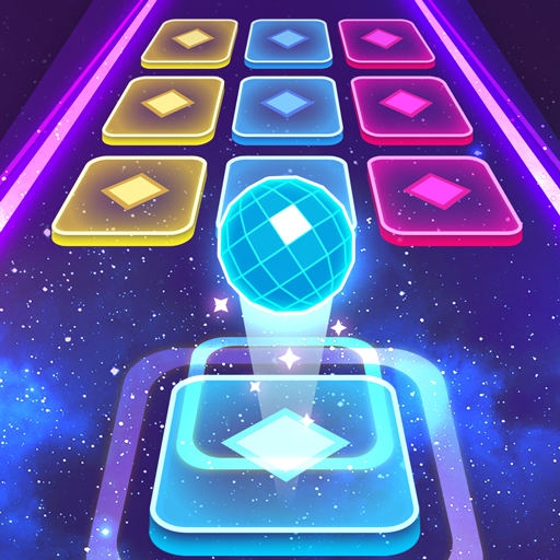 Color Hop 3D - Music Game Icon