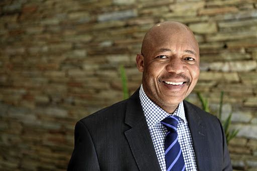 Public Investment Corporation head Dan Matjila. Picture: SUNDAY TIMES