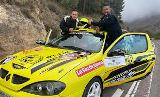 Indalecio Muñoz, un apasionado de los coches