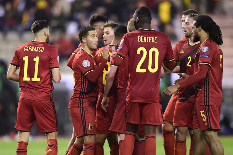 L'Union belge va faire un sacré bénéfice grâce à la Coupe du monde en Russie