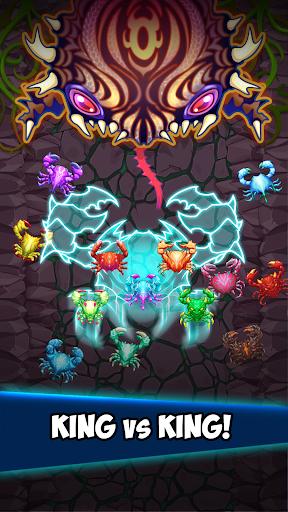 Crab War : Idle Swarm Evolution screenshot 21