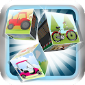 Monster Truck Puzzles icon