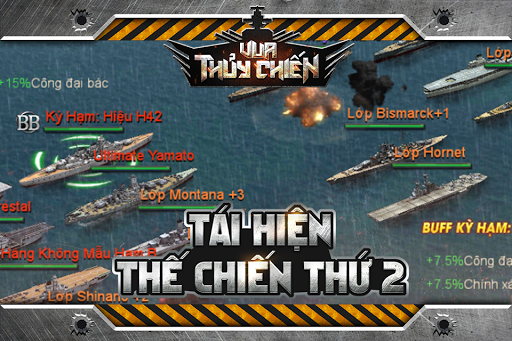 Vua Thu1ee7y Chiu1ebfn : Truy Ku00edch Tru00ean Biu1ec3n 1.0.12 1