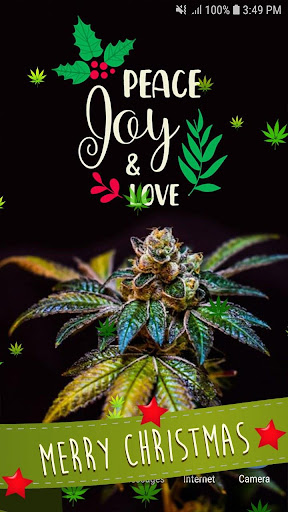 About Weed Live Wallpaper