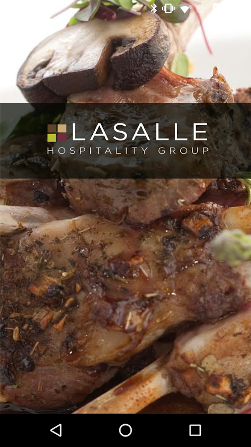 Lasalle Hospitality Group- screenshot