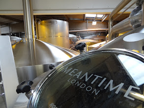 Photo: Meantime produces outstanding keg and bottle ales and lagers in Greenwich.