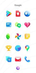 Nebula Icon Pack for Android 1