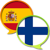 Spanish Finnish Dictionary Fr