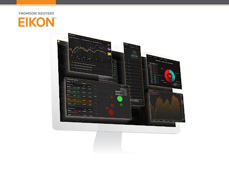 Thomson Reuters Eikon - Web Access