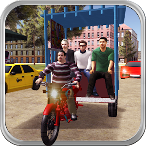City Chingchi Auto Rickshaw 3D for PC and MAC