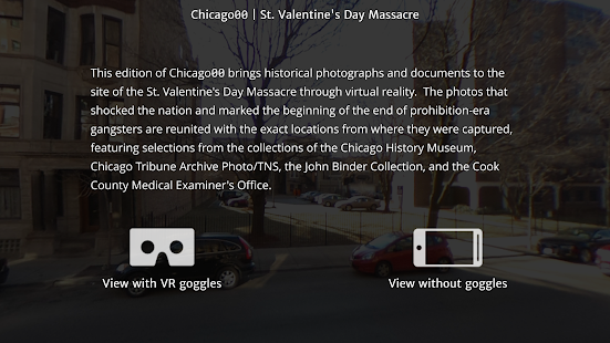 Chicago00 St. Valentine's Day Massacre VR- screenshot thumbnail