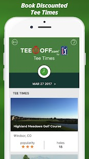 Golf GPS by SwingxSwing- screenshot thumbnail